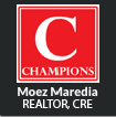 Moez Maredia, Champions Real Estate Group